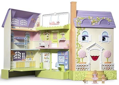 Rc caring corners casa delle bambole interattiva mrs