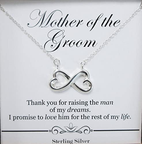 Amazon Gift For Mother Of The Groom From Bride Sterling Silver