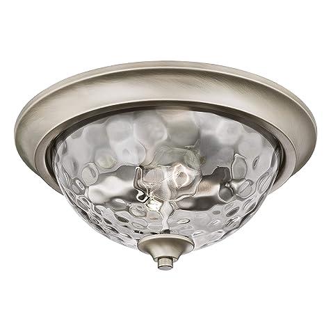 Westinghouse Lighting 63267 Lámpara de Techo de 33 cm para ...