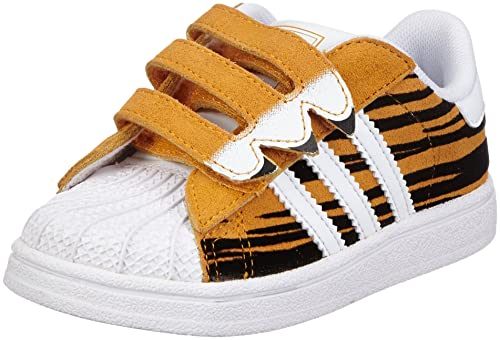 f68d26d06088 Adidas Originals Superstar Tiger CF I Infants Kids Sneakers