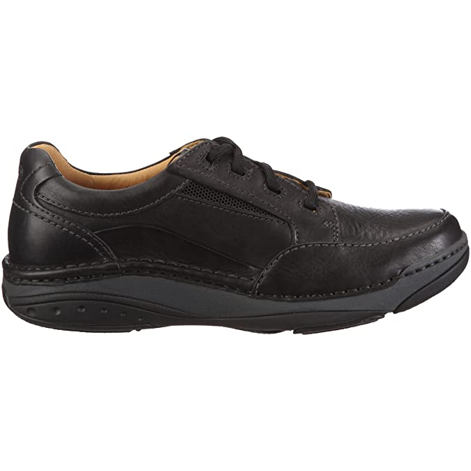 eb0f2b7e91dd Clarks Movers Air 20341727, Men s Lace-Up Shoes  Amazon.co.uk  Shoes   Bags