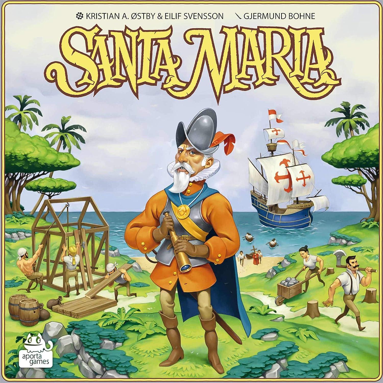 Arrakis Games- Santa Maria, Multicolor (ARKSANMAR01): Amazon.es: Juguetes y juegos