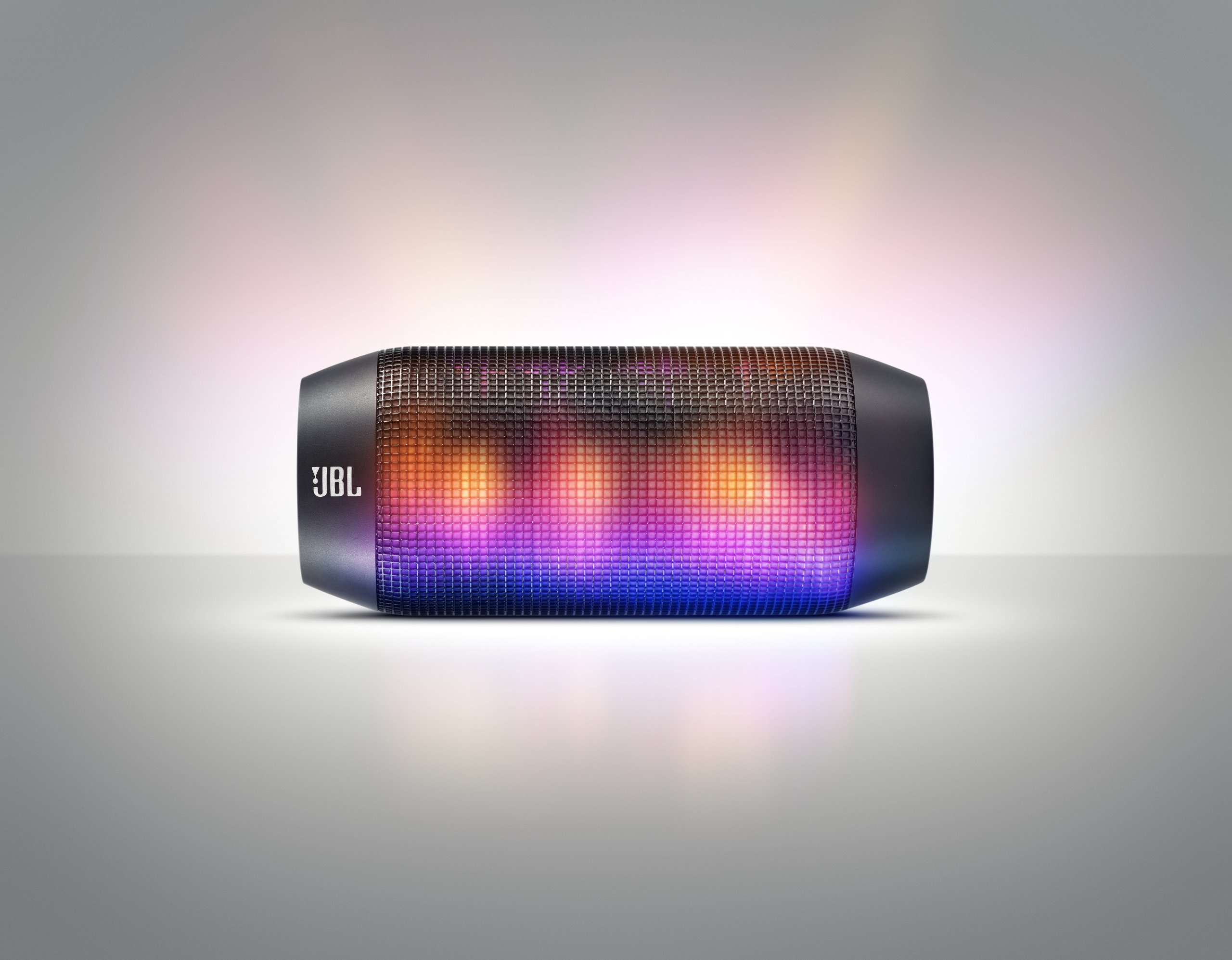 JBL Pulse Wireless Bluetooth Speaker with LED lights and NFC Pairing (Black) by JBL (Image #9)