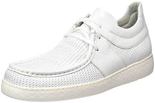Sioux Grash-h171-15, Mocasines para Hombre, blanco (Weiß), 43 EU(9 UK): Amazon.es: Zapatos y complementos