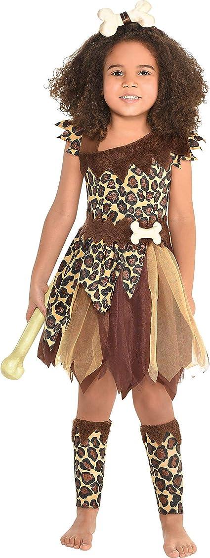 Cave Girl Dress