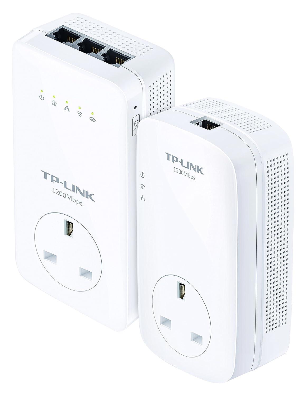 TP LINK TL WPAKIT AV Powerline: extensor y Repetidor de wifi Punto