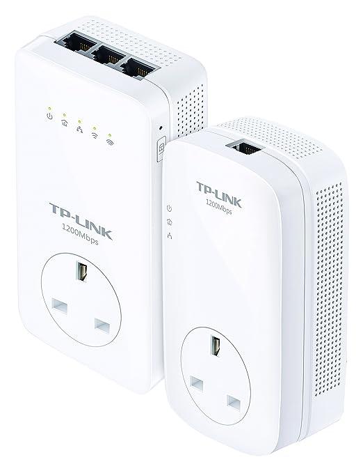 2 opinioni per TP-Link TL-WPA8630P 300 metri Wireless N Powerline, Starter Kit