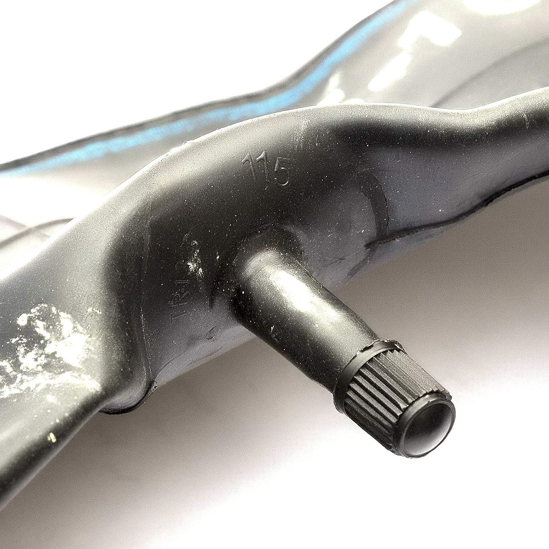 3x Car Tyre 10 Inch Innertube 145x10 155x10 165x10 60//65//70//80 Straight Valve