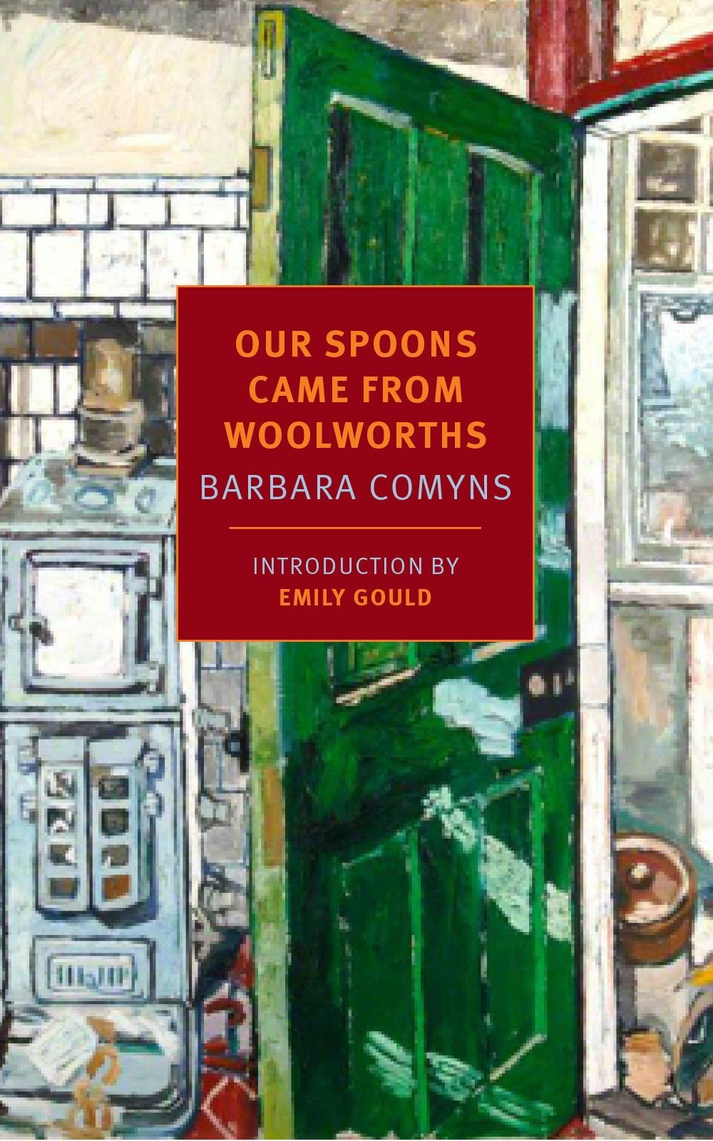 Our Spoons Came from Woolworths ebook