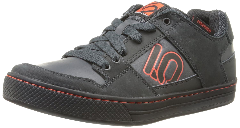 Five Ten Men's Freerider Elements Bike Shoe B00IDPVU4E 8 D(M) US|Dark Grey/Orange