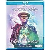 Doctor Who: Sylvester McCoy Complete Season Three [Blu-ray]