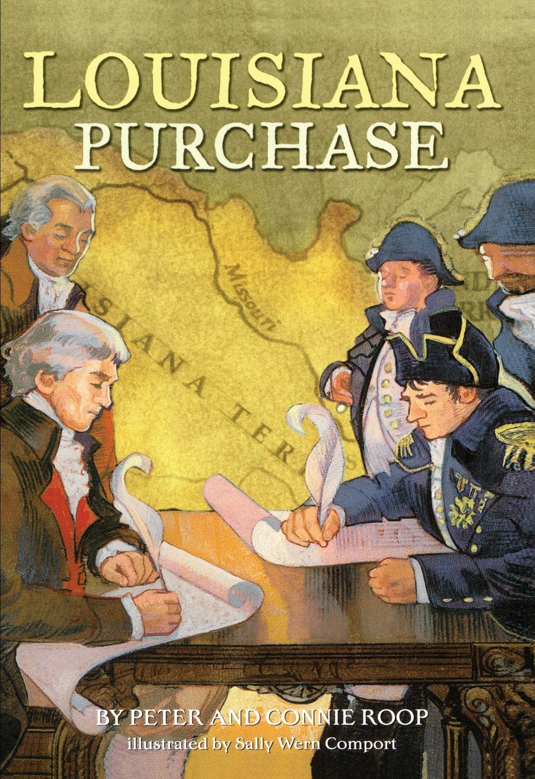 Louisiana Purchase (Ready-for-Chapters) PDF