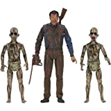 "Ash Vs Evil Dead 41949 Bluetooth ""Bloody Ash Vs Demon Spawn Figur (Pack von 2)"