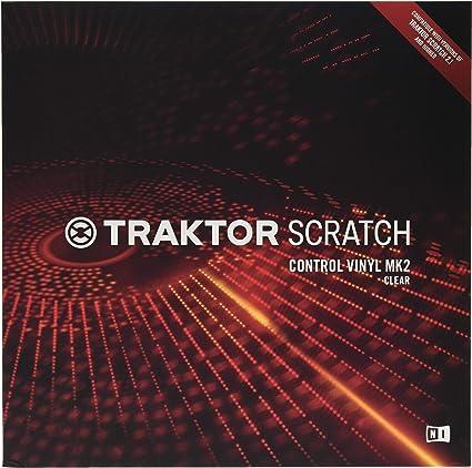 Amazon.com: Native Instruments Traktor cero Control Vinyl ...