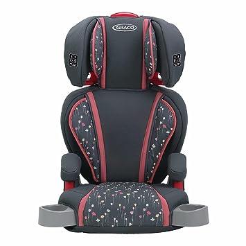 Amazon.com : Graco Highback TurboBooster Height Adjustable Car Seat ...