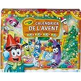 Crayola - 04-6808-E-000 - Calendrier De L'avent - Une Activité par Jour
