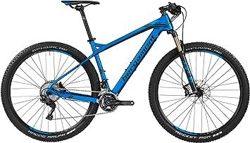 Bergamont &apos Revox 9.0 29 Carbono MTB Bicicleta Azul/Negro 2016 ...