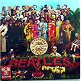 Sgt. Pepper's Lonely Hearts Club Band (FOC) (HÖR ZU) (1967) [Vinyl LP record] [Schallplatte]
