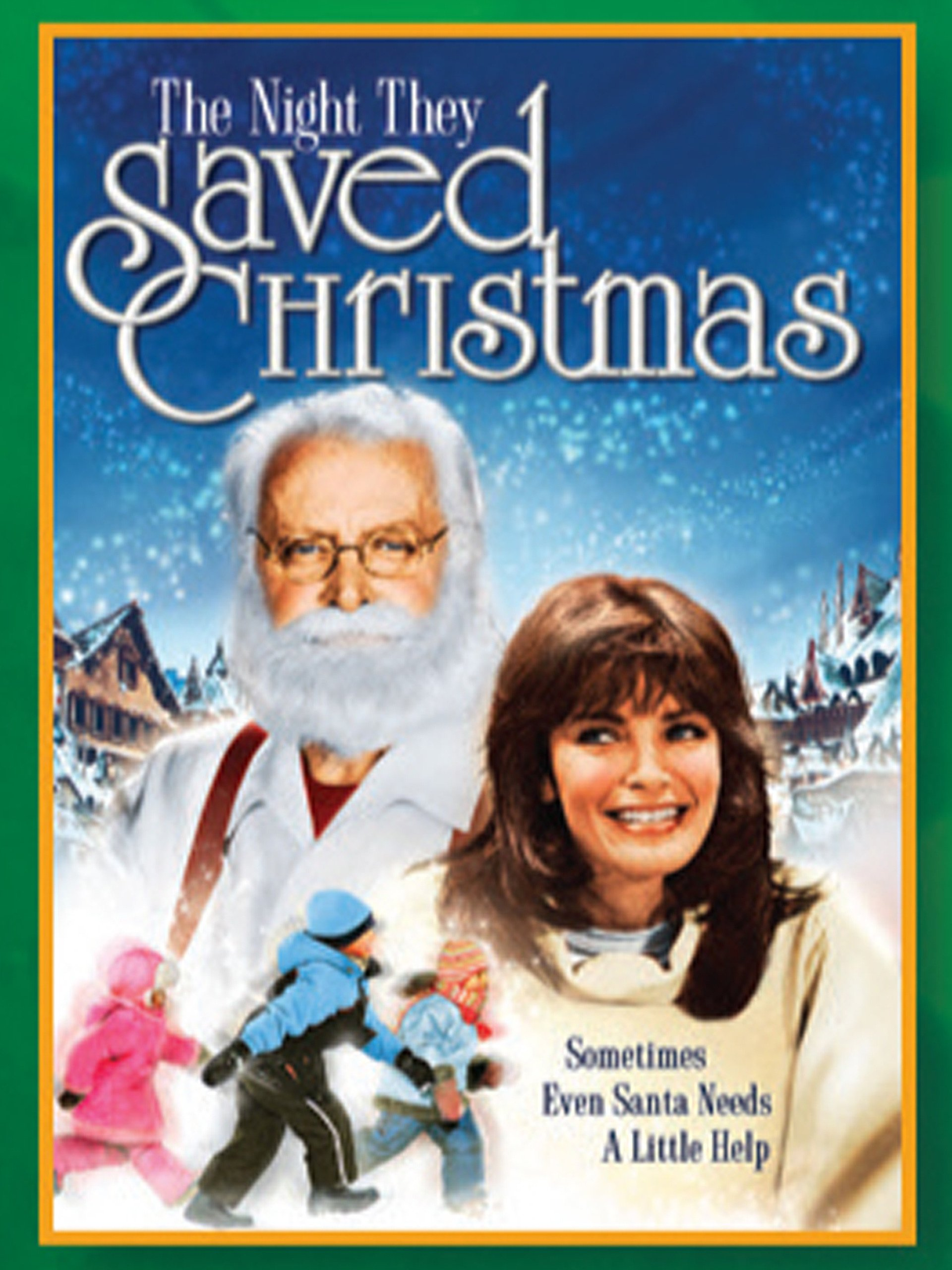 amazoncom watch the night they saved christmas prime video - The Night They Saved Christmas Dvd