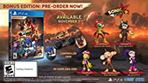 Sonic Forces - PlayStation 4 Bonus Edition
