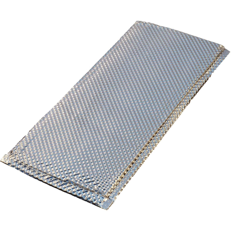 Heatshield Products 120614 Inferno Shield 6 x 14 Stainless Heat Shield