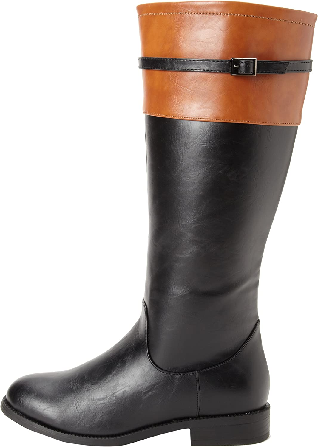 Wanted Shoes Womens Slicker Knee-High Boot