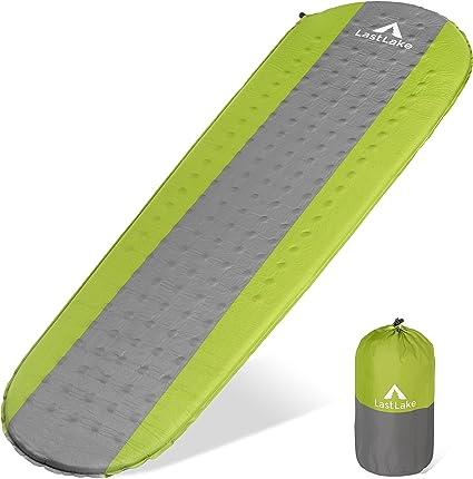 Amazon.com: Almohadilla de dormir para acampada ...
