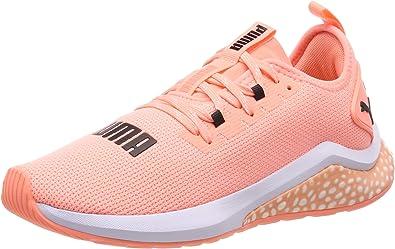 Puma Hybrid NX Wns, Zapatillas de Running para Mujer, Naranja (Bright Peach White), 42 EU: Amazon.es: Zapatos y complementos