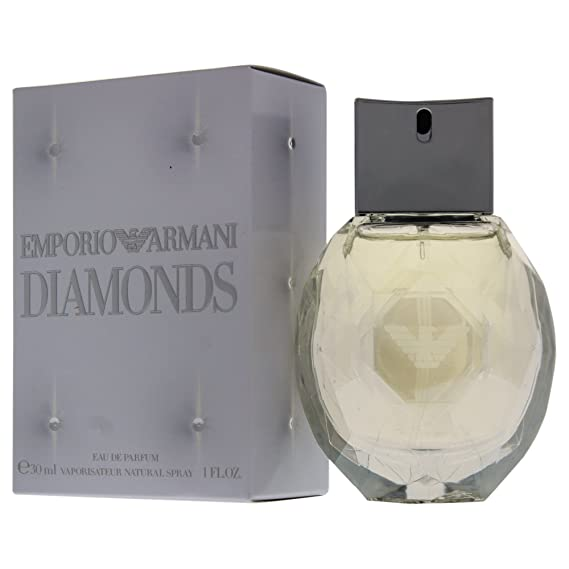 Giorgio Armani - Diamonds - Eau de parfum para mujer - 30 ml: Amazon.es: Belleza