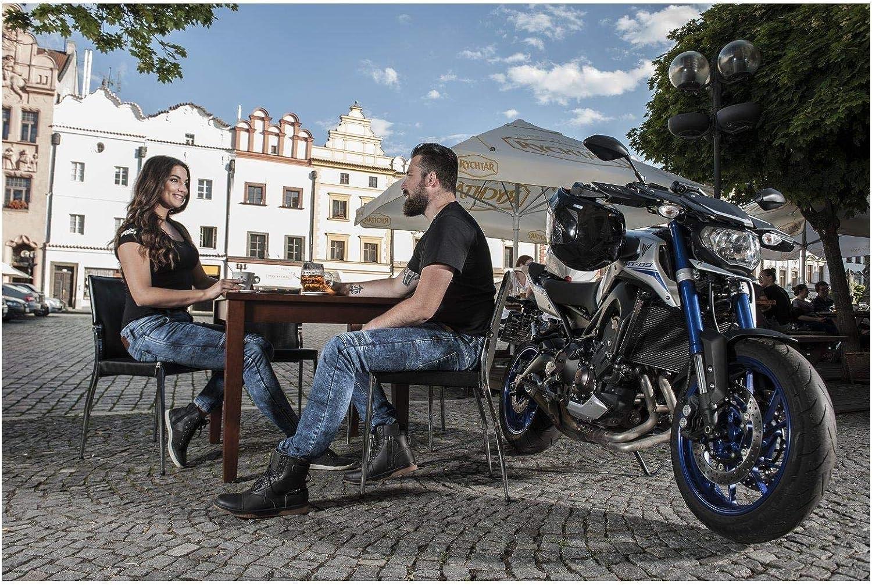 Trilobite Damen Motorradjeans Micas Urban Blau