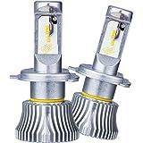 スフィアライト 自動車用LEDヘッドライト RIZING2(ライジング2) H4 Hi/Lo(12V用) 4500K SRH4A045 日本製 3年保証