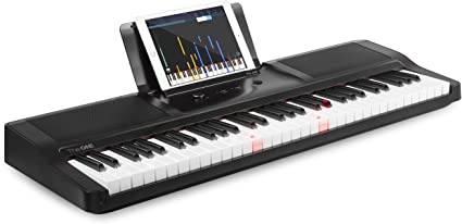 Amazon Com The One Smart Piano Keyboard With Lighted Keys