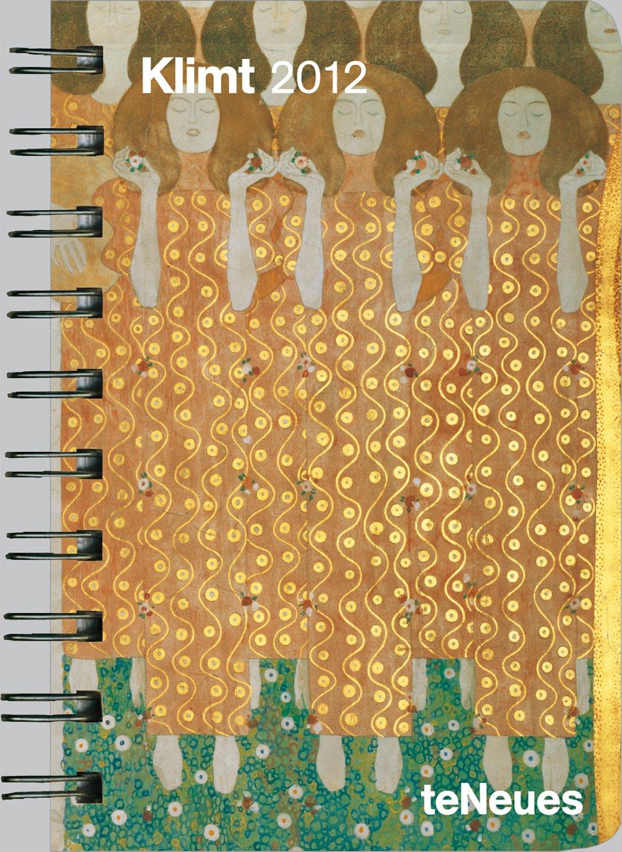 Klimt 2012. Taschenkalender Deluxe