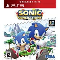 Sonic - Generations - PlayStation 3