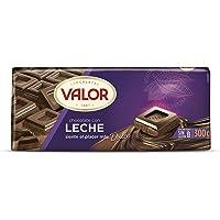 Valor - Chocolate con leche, 1 x 300