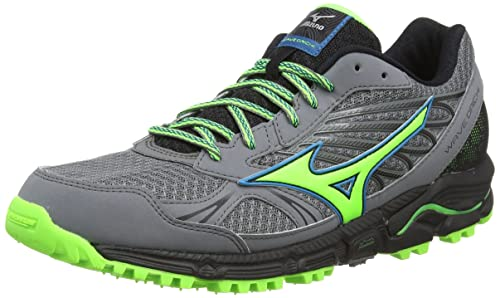 Running Trail Daichi Men's Wave Shade Grey quiet Shoes Mizuno CIqfwt