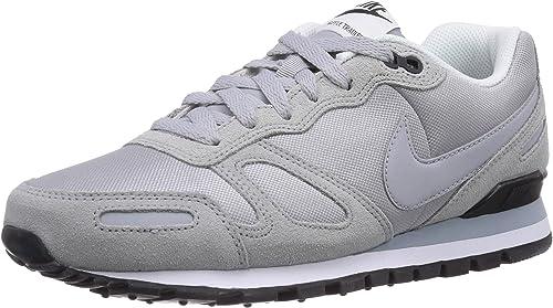 Masaccio reacción vela  Nike Air Waffle Trainer, Men's Low-Top Sneakers, Grey (Wolf Grey/Black/White),  12 UK (47.5 EU): Amazon.co.uk: Shoes & Bags