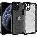 Restoo iPhone 11 Pro Case,Anti-Slip Hard Armor Shockproof Case with Full Body Rugged Heavy Duty Protection for iPhone 11…