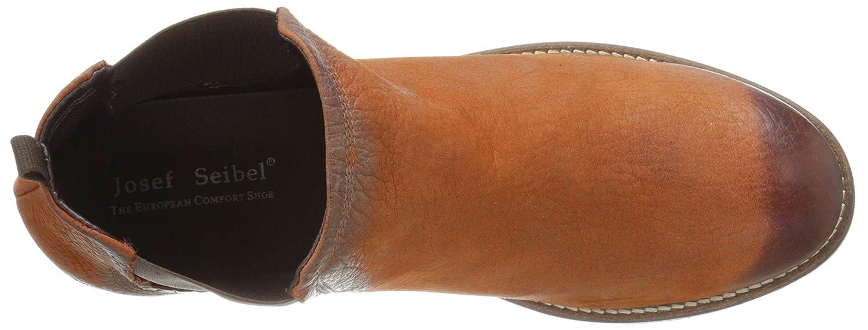 Josef Seibel Women's Sienna 05 Chelsea Boot B00X17JJX8 37 BR/6-6.5 M US|Castagne