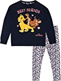 Disney Sudadera y Leggings para niñas The Lion King Rey León