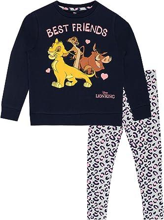 Disney Girls The Lion King Pyjamas