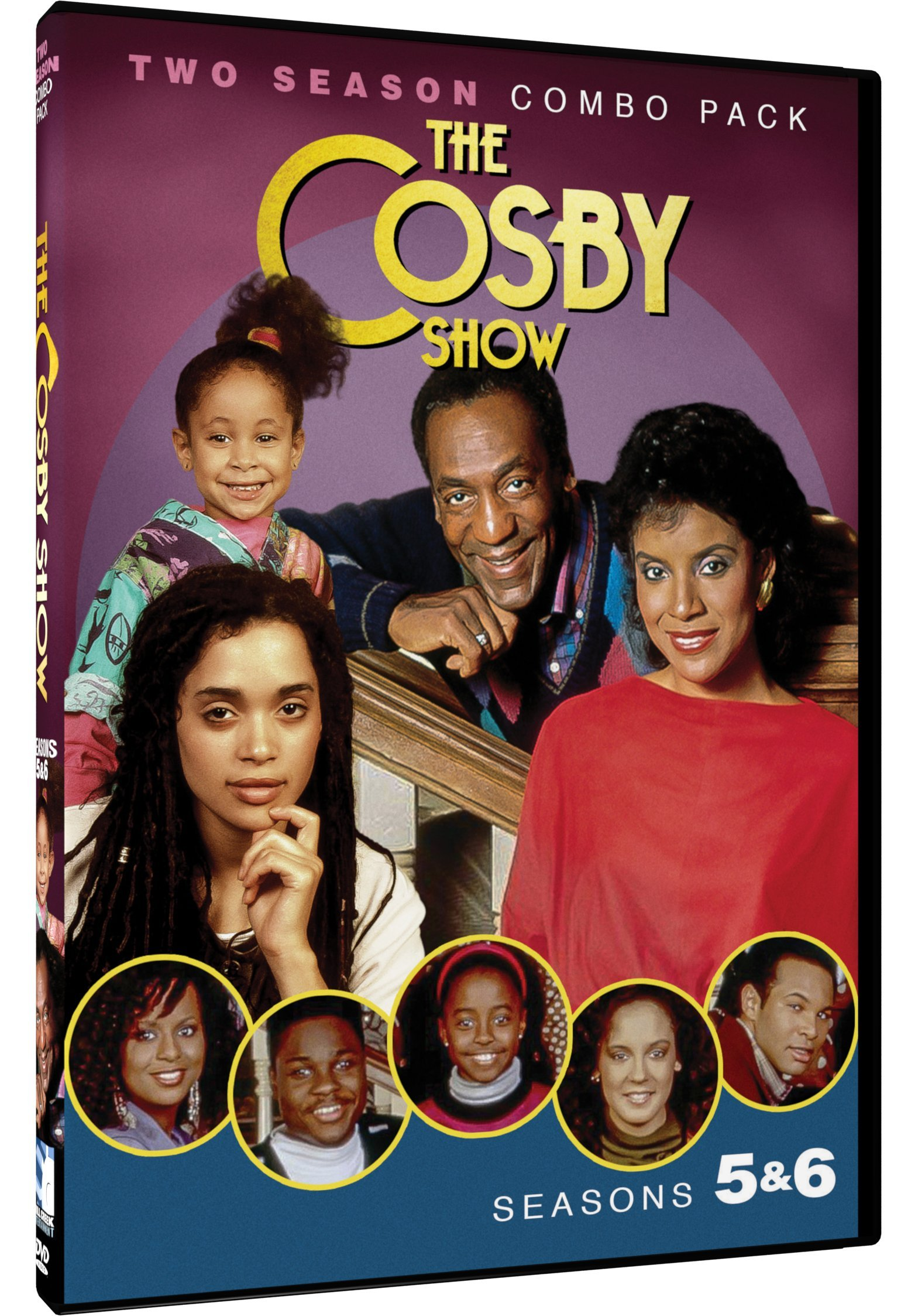 Cosby Show: Seasons 5 & 6
