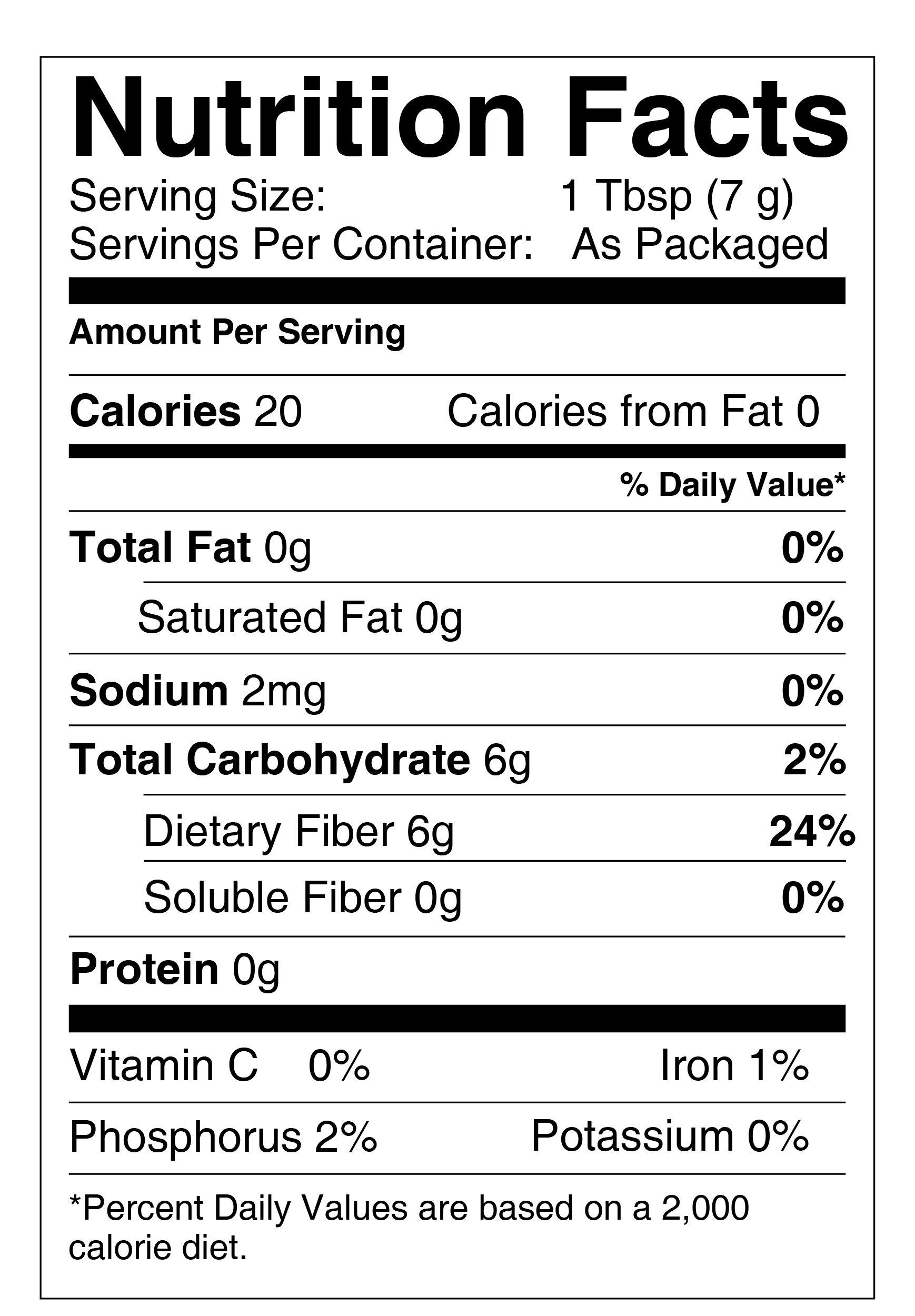 Guar Gum Powder (10 lb.) by Pure Organic Ingredients, Food Grade, Gluten-Free, Non-GMO, Thickening Agent by Pure Organic Ingredients (Image #3)
