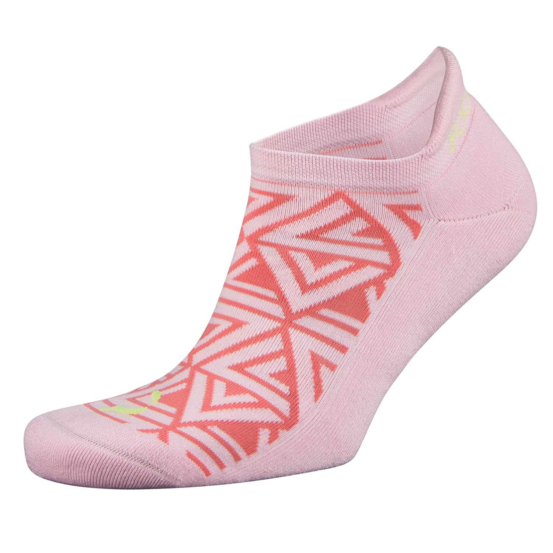 footzen by Balega Geometric Socks ( 1ペア) Small ライトピンク B0757RN48L