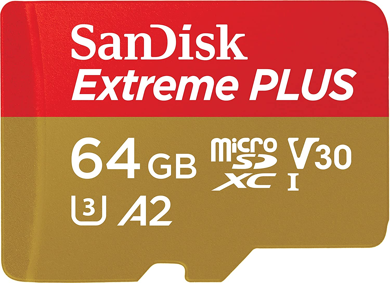 Sandisk Extreme Plus