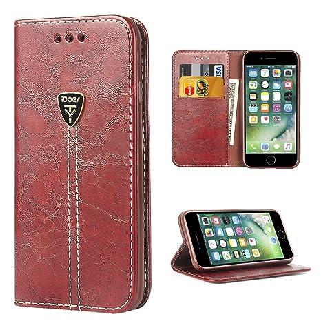 coque rabat iphone 7 silicone
