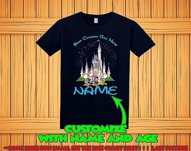 23730370 Amazon.com: Disney custom t-shirts, Family vacation disney shirts, custom  Personalized disney shirt, Personalized Disney Shirts for Family: Handmade