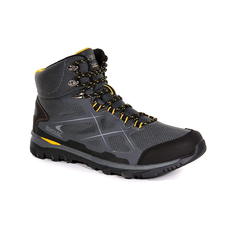 (Briar Zinnia 3vd) 9.5 UK (44 EU) EU REGV7  Regatta Kota Mid, Chaussures de Randonnée Hautes Homme