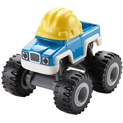 Fisher-Price Nickelodeon Blaze & the Monster Machines, Worker Truck: Toys & Games