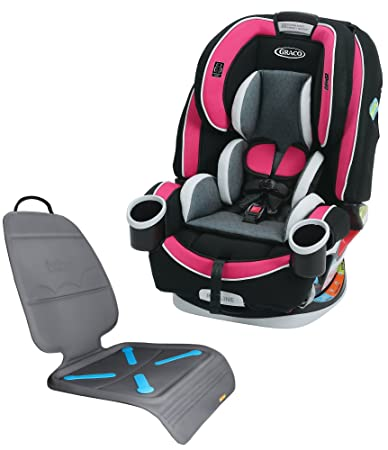 Graco 4Ever All In One Convertible Car Seat With Protector Azalea